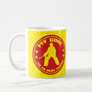 My Goal, Field Hockey Goalie Mug
