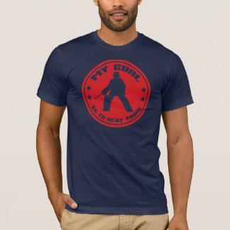 My Goal Field Hockey Goalie Quote T Shirt