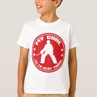 My Goal, Field Hockey Goalie Tee