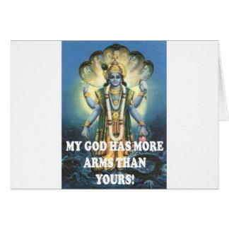 my god card