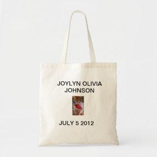 my god daughter budget tote bag