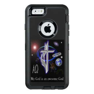 My God is an awesome God phone case