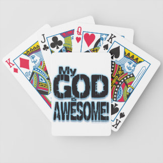 My GOD is AWESOME! Card Decks