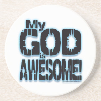 My GOD is AWESOME! Coaster