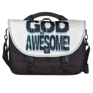 My GOD is AWESOME! Commuter Bag