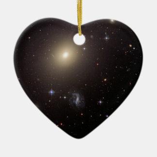 My God... It's Full of Galaxies! Ceramic Ornament