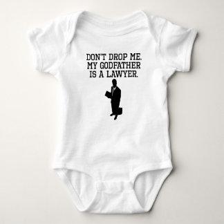 My Godfather Is A Lawyer Baby Bodysuit