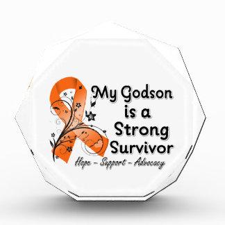 My Godson is a Strong Survivor Orange Ribbon Awards