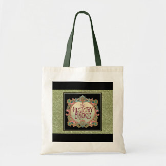My goodness, that's a handsome tote! tote bag
