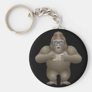 My Gorilla Keychains