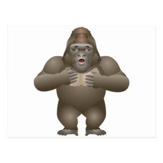 My Gorilla Postcard