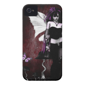 My Gothic Butterfly iPhone 4 Case-Mate Case