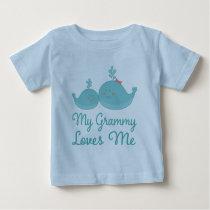 My Grammy Loves Me grandchild gift t-shirt