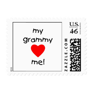 my grammy loves me stamps