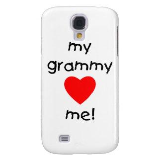 my grammy loves me samsung galaxy s4 case