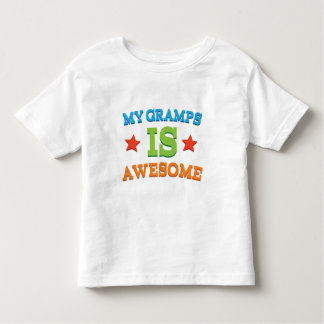 My Gramps is Awesome Toddler T-shirt
