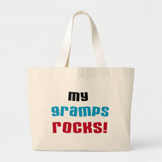 My Gramps Rocks T-shirts and Gifts Bags