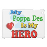 My Grandad Is My Hero – Insert your own name iPad Mini Covers