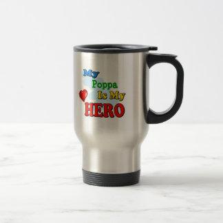 My Grandad Is My Hero – Insert your own name Coffee Mug