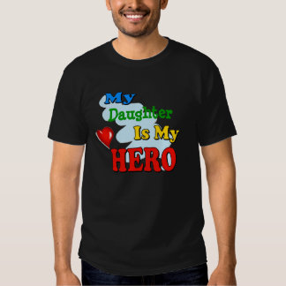 My Grandad Is My Hero – Insert your own name T Shirt