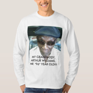 MY GRANDADDY  LONG SLEEVE SHIRT