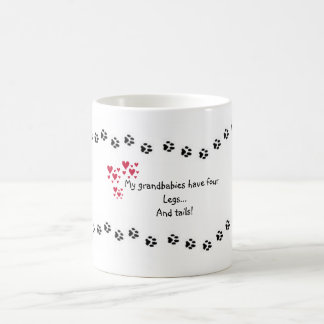 My Grandbabies Coffee Mug