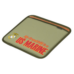 My Grandchild is a Marine Sleeve For iPads