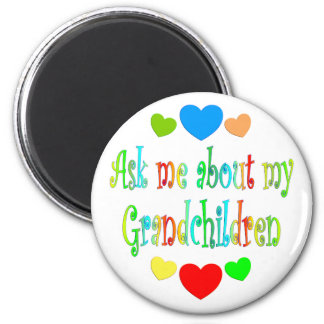 My Grandchildren Magnet