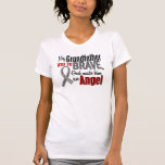My Grandfather Is An Angel 1 Brain Cancer Tees