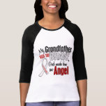 My Grandfather Is An Angel Lung Cancer Shirts