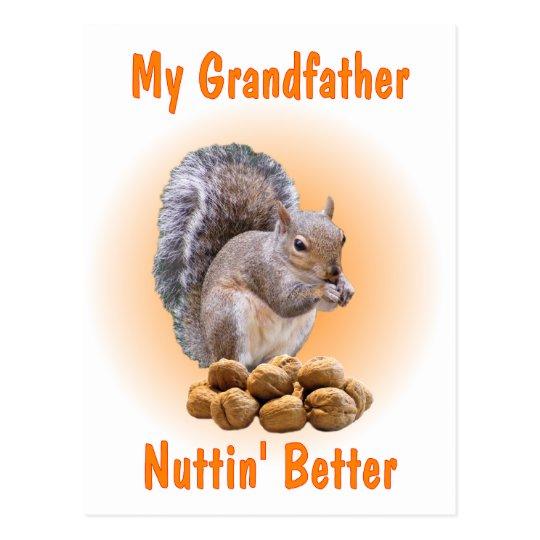 My Grandfather Postcard