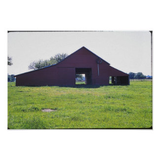 My Grandfather's Barn Poster