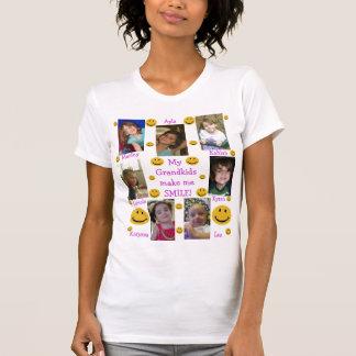 My Grandkids make me smile! Shirts