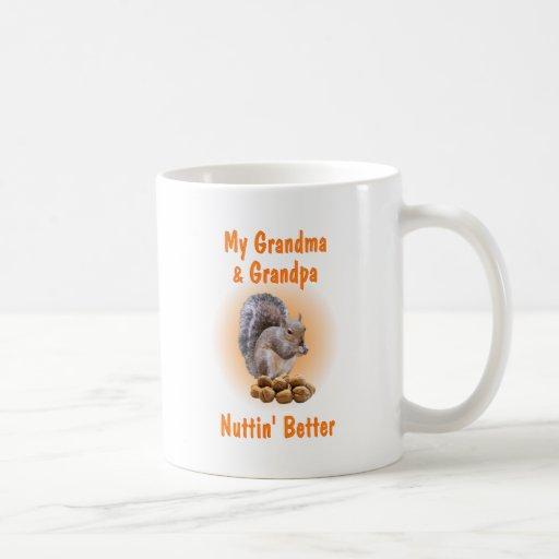 My Grandma & Grandpa Classic White Coffee Mug