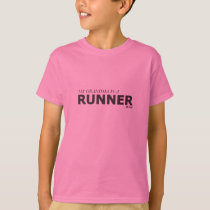 MY GRANDMA IS A RUNNER 13.1mi/GYNECOLOGIC-OVARIAN T-Shirt
