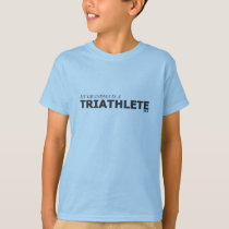 MY GRANDMA IS A TRIATHLETE 70.3/GYNECOLOGIC-OVARIA T-Shirt