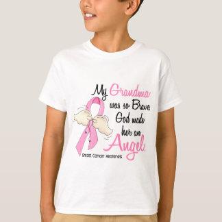My Grandma Is An Angel 2 Breast Cancer T-Shirt