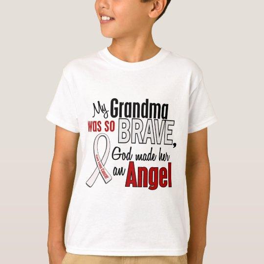 My Grandma Is An Angel Lung Cancer T-Shirt