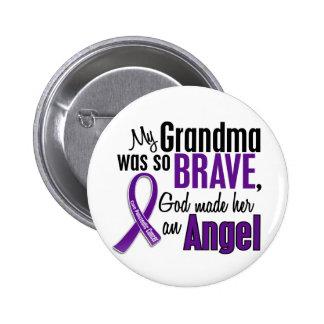 My Grandma Is An Angel Pancreatic Cancer Pins