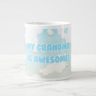 My Grandma is Awesome Giant Coffee Mug