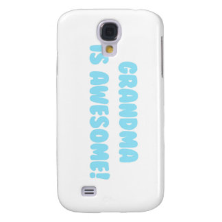 My Grandma is Awesome in Blue Samsung Galaxy S4 Case