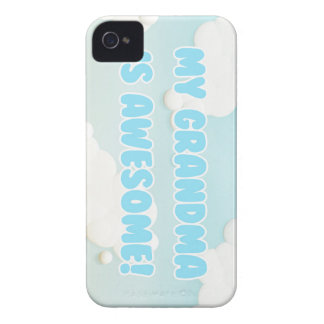 My Grandma is Awesome iPhone 4 Cases