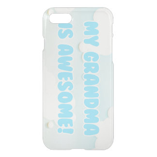 My Grandma is Awesome iPhone 8/7 Case