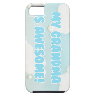 My Grandma is Awesome iPhone SE/5/5s Case