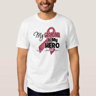 My Grandma is My Hero - Multiple Myeloma Tee Shirt