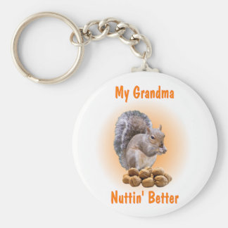 My Grandma Keychain