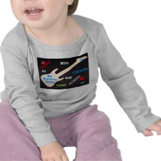 My Grandma Rocks Baby Shirt