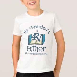 My Grandma's a 4RV Author T-Shirt