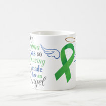 My Grandmother An Angel - Bile Duct Cancer Coffee Mug