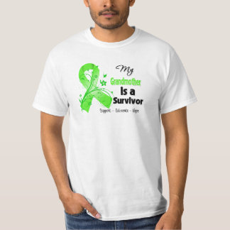 My Grandmother is a Lymphoma Survivor Shirts